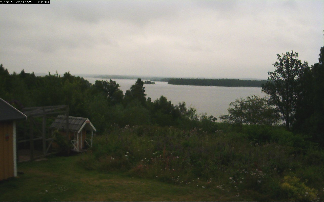 Webcam Björboholm, Lerum, Västergötland, Schweden