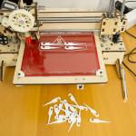3D printade fästen