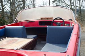 Selco 15' med blåa stolar och soffor
