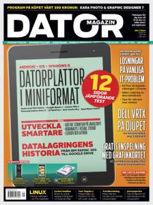 Datormagazin nr 5 2014